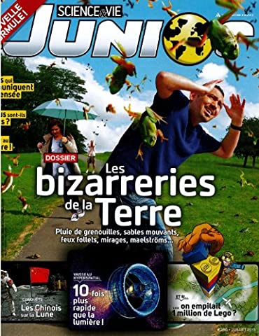 Science Et Vie Junior Hors Serie - science & vie junior hors-série; les bizarreries