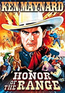 Honor of the Range [Import USA Zone 1]