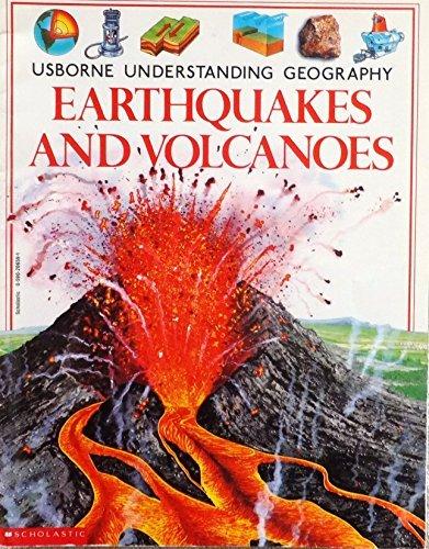 Earthquakes and Volcanoes (Usborne Understanding Geography) by Fiona Watt (1993-08-01) par Fiona Watt