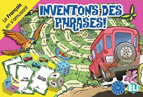 Inventos des phrases! Per la Scuola media (Giochi didattici) por AA.VV.
