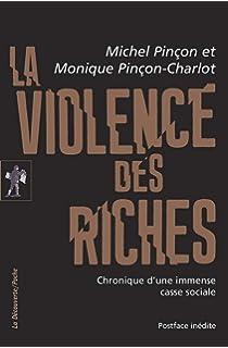 Amazon Fr Panique Dans Le Xvie Une Enquete Sociologique Et Dessinee Lecroart Etienne Pincon Charlot Monique Pincon Michel Livres