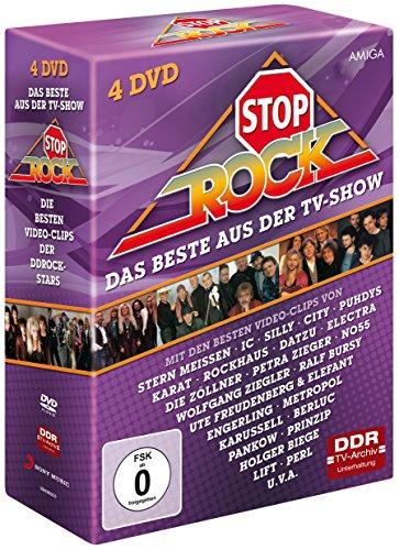 Das Beste aus der TV-Show (DDR TV-Archiv) (4 DVDs)