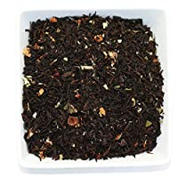 Wild Strawberry Loose Leaf Black Tea - Tealyra (4oz / 110g)