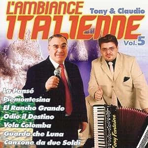 L'ambiance ITALIENNE Vol 5
