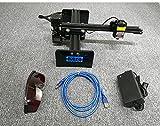 Zusammengebauter 7000MW MINI 201/304 Edelstahl-Laserengraver-Laser-Gravierfr?smaschine-Stichbereich: 170 * 240MM f¨¹r 201/304 Edelstahl / Metall / keramisches / Stein etc