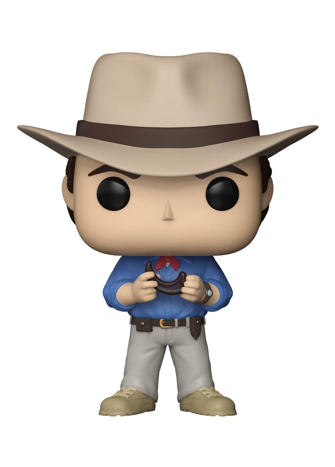 Funko Pop Dr. Alan Grant (Jurassic Park 545) Funko Pop