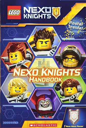 Nexo Knights Handbook (Lego Nexo Knights) por Tracey West