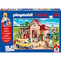 Schmidt Playmobil at The Vet Jigsaw Puzzle (100-Piece)