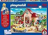 Schmidt Spiele Playmobil: Tierarztpraxis 100pieza(s) - Rompecabezas...