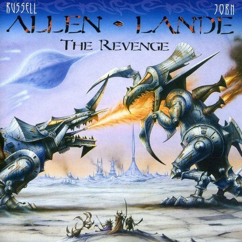 The Revenge by Russell Allen (2007-05-15)