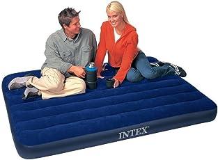 Intex Classic Air Bed, Blue