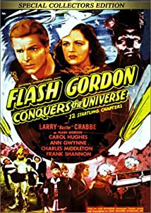 Flash Gordon Conquers the Universe [DVD] [1940] [US Import]