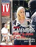 TV Magazine N°20516: CECILE DE MENIBUS/ BOUJENAH/ ALBA/ LAS VEGAS