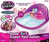 CRA-Z-ART Shimmer'n Sparkle Spa para pies y pedicura (ColorBaby 43921)
