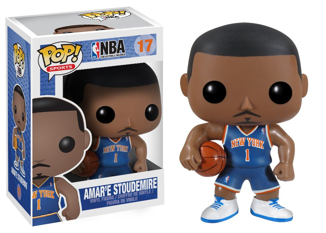 Funko Pop Amar'e Stoudemire New York Knicks (NBA 17) Funko Pop NBA