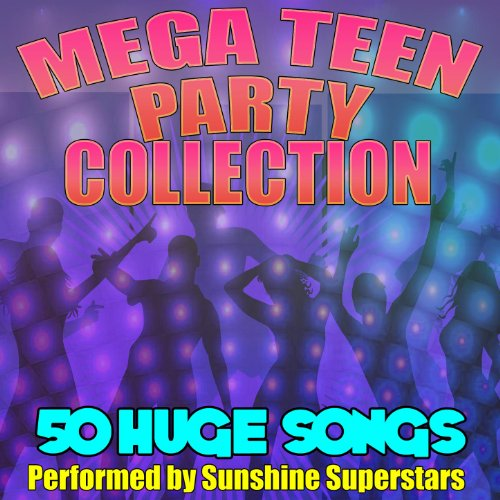 Mega Teen Party Collection - 50 Huge Songs