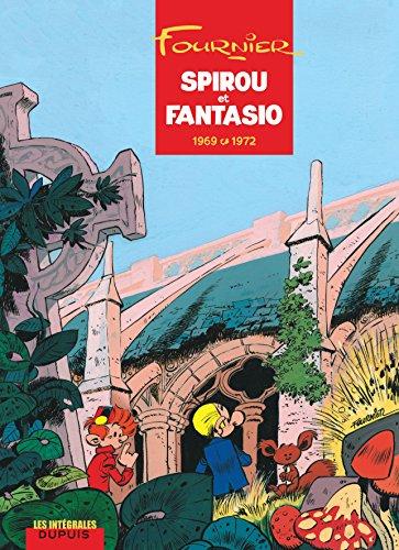 Spirou, integrale Tome 9 1969-1972