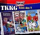 Tkkg Krimi-Box 05 - Folge 154/167/172