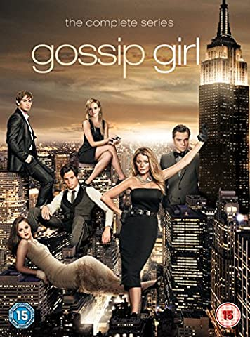 Gossip Girl - The Complete Series (Season 1-6) [30 DVDs]