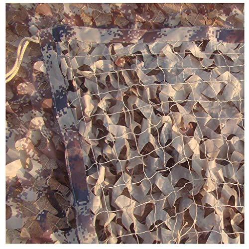 Markisenplane Desert Mode Camouflage Net Wild Tarnnetz Oxford Material Verstecktes Campingzelt Outdoor Fotografie Raumdekoration Net Multi-Größe optional (Größe: 2 * 3m) Carl Artbay Camouflage Tarnnet