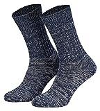 Tobeni 5 paires de chaussettes en coton 100 Original Jeans ...