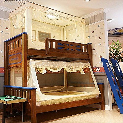 Aszhdfihas Moskitonetz Doppelbett Bett Bett Bett Netze Unter 1,2 m Unter 1,35 m gelten für die Mutter-Kind-Bett Schlafzimmer