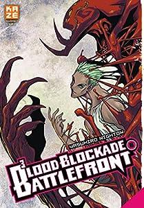 Blood Blockade Battlefront Edition simple Tome 6