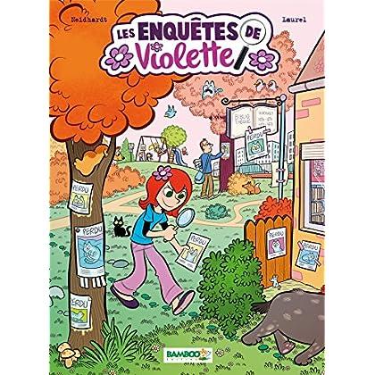Les enquêtes de Violette - tome 1