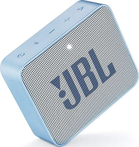 JBL Go 2 Portable Bluetooth Waterproof Speaker (Icecube Cyan)