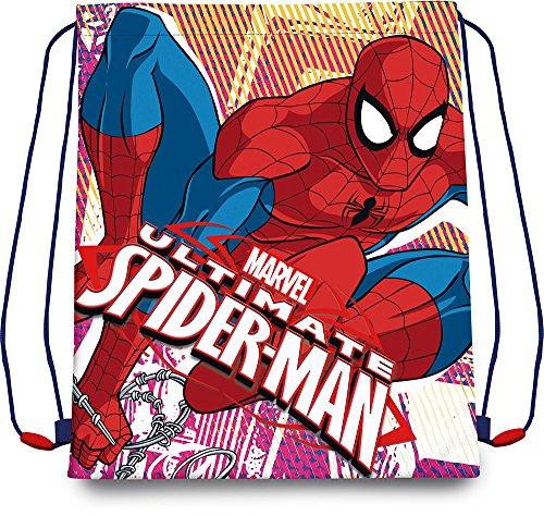 asche Saiten für das Gymnasium, 40cm, Rot (Spider-man Schlafsack)