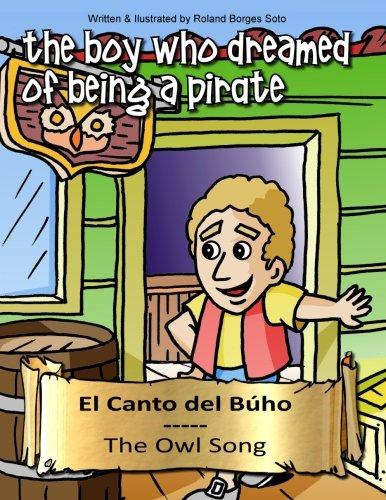 The Owl Song  / El Canto del Buho: Story & Coloring Book Collection / Coleccion de Cuentos para Colorear: Volume 5