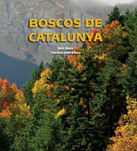 Boscos de Catalunya (General) por Martí Boada