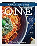 Cooking for One: Over 100 Delicious & Easy Meals Created for One Person - Cider Mill Press