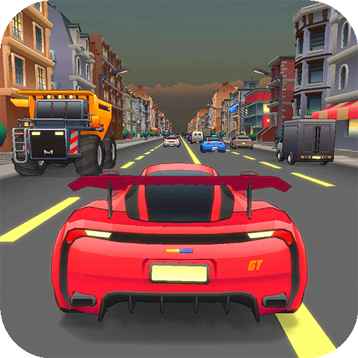 Pursuit of Madness: Highway Traffic Racing Games free