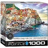 EuroGraphics 8000-1.996,4cm Manarola Cinque Terre Italy Puzzle ( Pezzi)