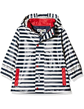 Playshoes Kinder Regenmantel Regenjacke Maritim