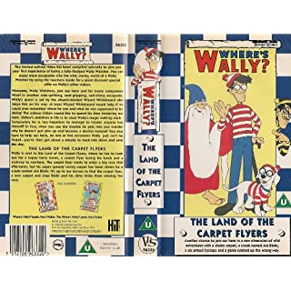 Where's Wally?: (Sampler) -The Land Of The Carpet Flyers [VHS]