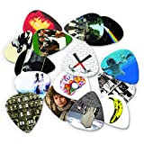 Rock Classic Albums 15 X Guitar Picks Collection - Best Reviews Guide