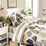 #3: Ahmedabad Cotton Comfort Cotton Double Bedsheet with 2 pillow covers