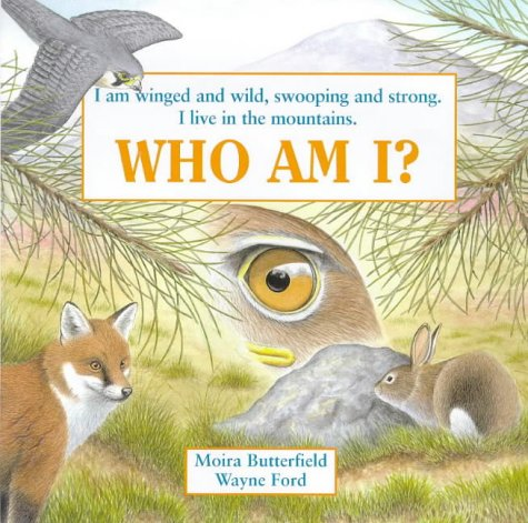 I am winged and wild, swooping and strong. I live in the mountains. Who am I?