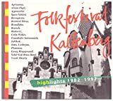 Folkfestival Kaltenberg - Highlights 1982-1997 CD -