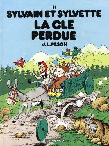 Sylvain et Sylvette - tome 11 - Clé perdue (La)