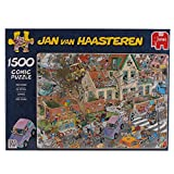 Jan Van Haasteren - The Storm Jigsaw Puzzle (1500 pieces)