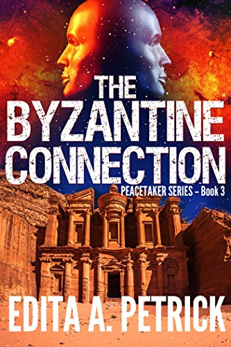 Book cover image for The Byzantine Connection (Peacetaker Series Book 3)