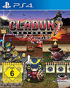 Cladun Returns - This is Sengoku!