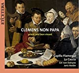 Priest And Bon Vivant : Clemens Non Papa -CD Album