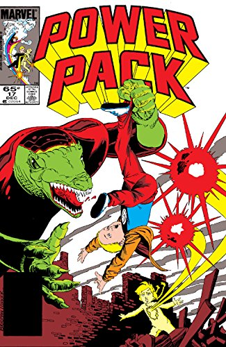Power Pack (1984-1991) #17 (English Edition) -