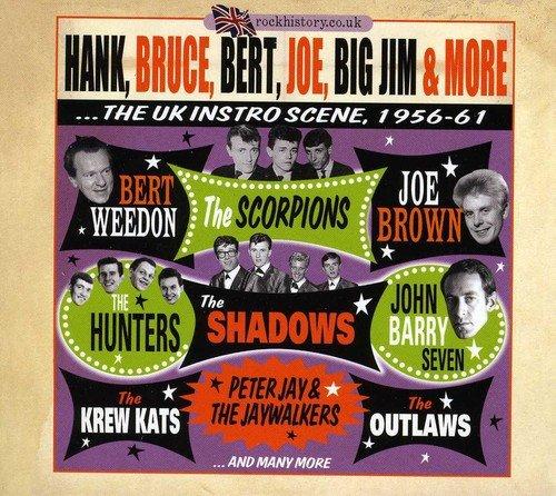 Preisvergleich Produktbild Hank, Bruce, Bert, Joe, Big Jim & More