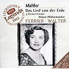 Mahler: Das Lied von Der Erde / 3 Ruckert Lieder