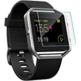 Plus 0.3mm Pro+ Tempered Glass Screen Protector With Packaging Kit For Fitbit Blaze